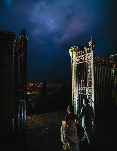 Elopement in Italy - Wedding in Florence