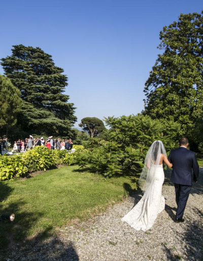Wedding in the Italian vineyard, Franciacorta