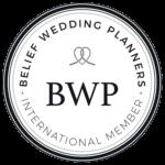 Belief wedding planner international member
