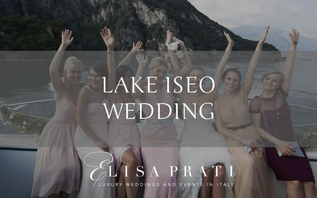 LAKE ISEO WEDDING – GALLERY