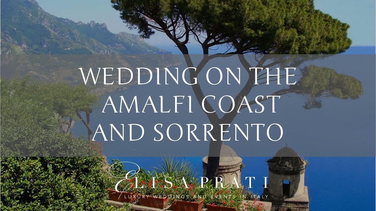 6960e458b Wedding on the Amalfi coast and Sorrento on Italian seaside