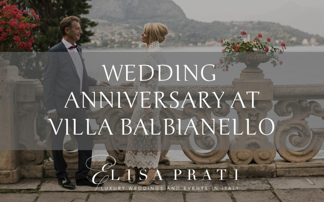LUXURY WEDDING VILLA BALBIANELLO – GALLERY