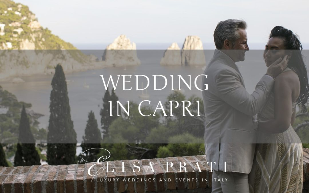 Wedding in Capri: get married with Italian style!