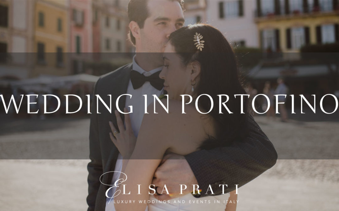 WEDDING IN PORTOFINO – GALLERY