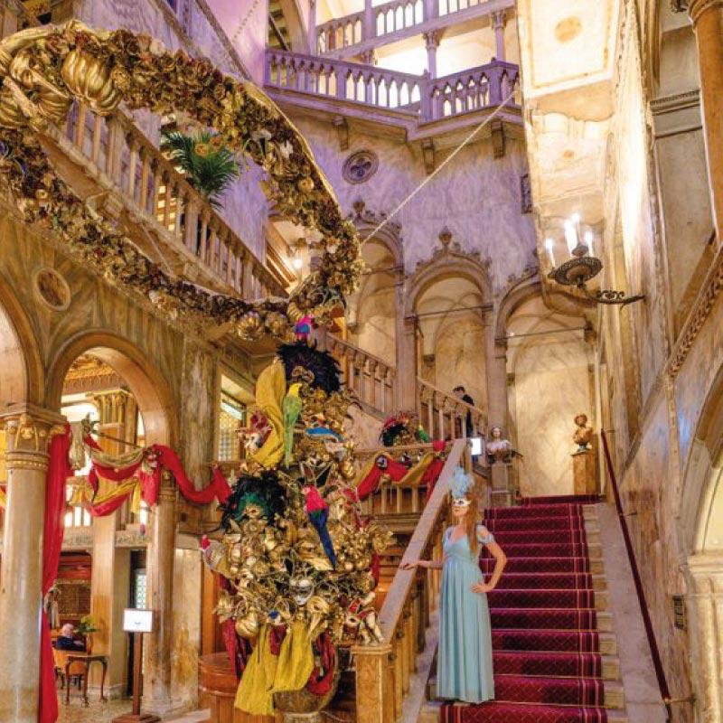 Luxury wedding venues in Venice