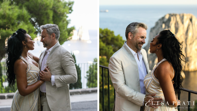 Luxury Wedding Amalfi Coast