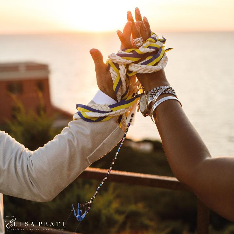 Luxury wedding in Capri