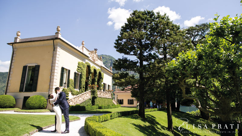 5 REASONS TO PLAN YOUR LUXURY WEDDING AT LAKE COMO