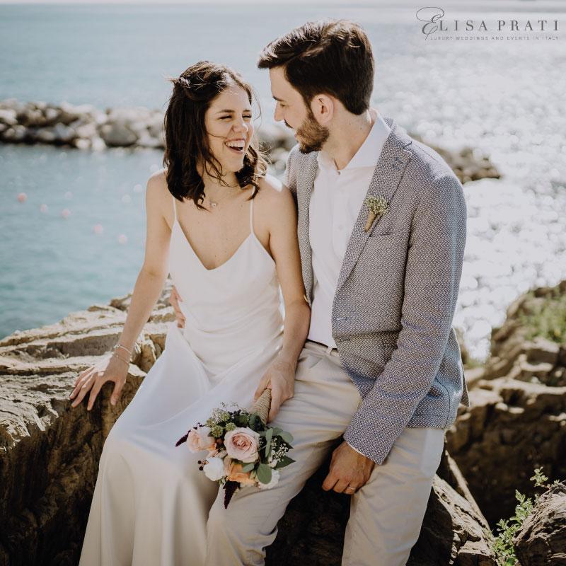 elopement at Cinque Terre