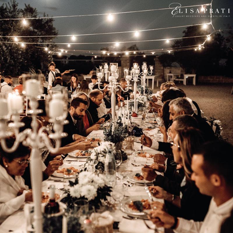 Elisa Prati wedding planner Italy - wedding in Puglia