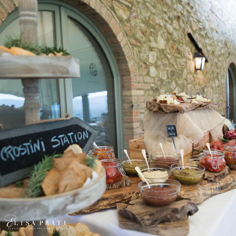 Elisa Prati wedding planner Italy - wedding in Tuscany