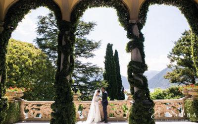 TOP FIVE LUXURY LAKE COMO WEDDING VENUES