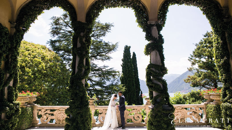 TOP FIVE LUXURY LAKE COMO WEDDING VENUES