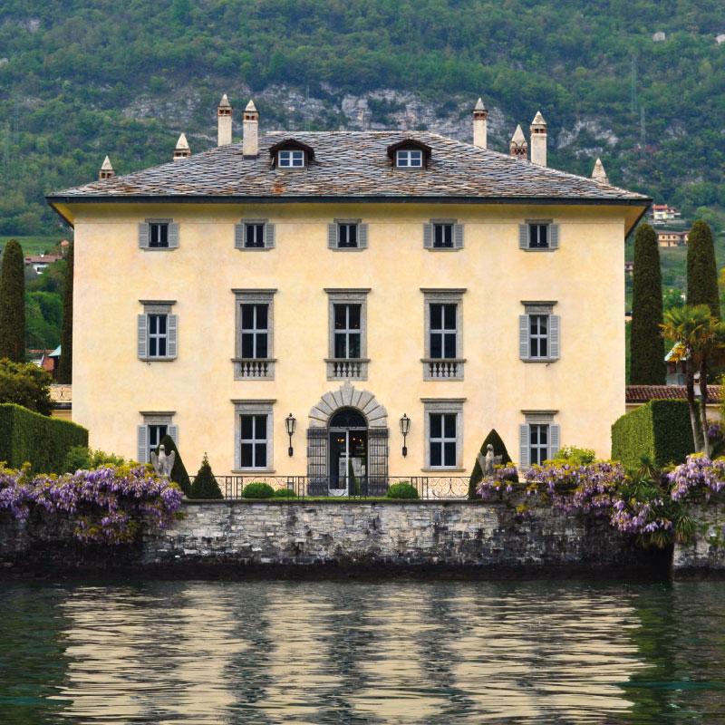 Luxury wedding planner Villa Balbiano