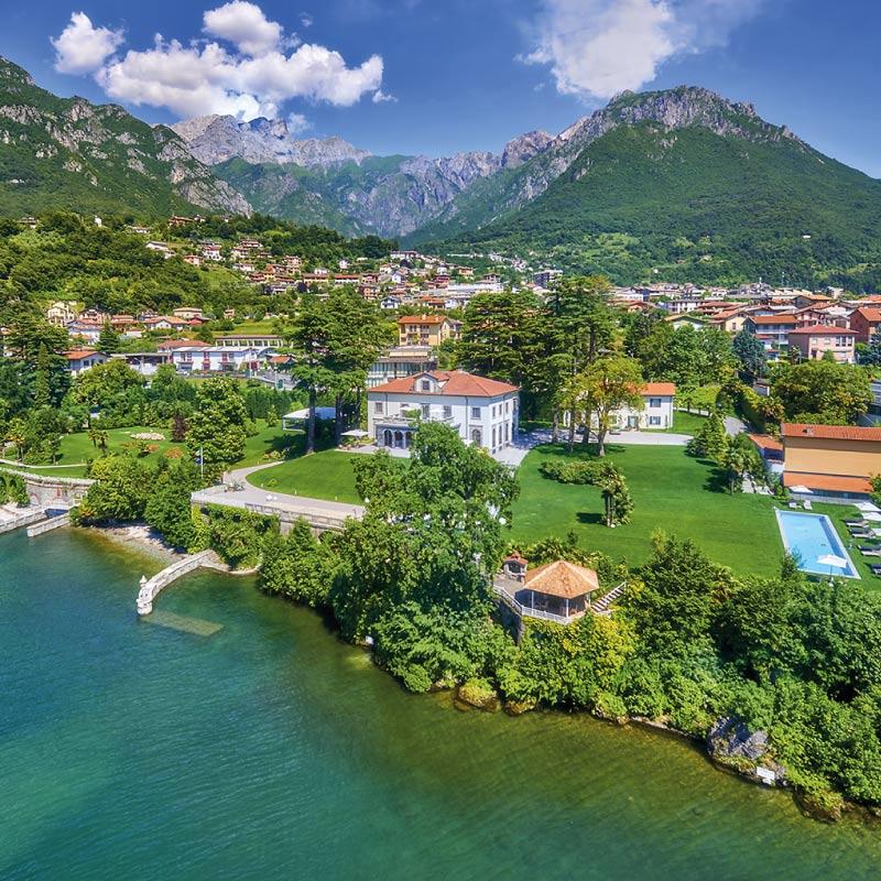 Luxury wedding planner Villa Lario Resort