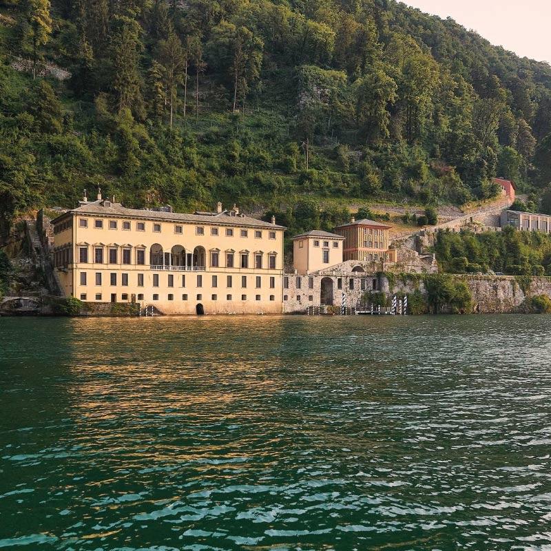 Luxury wedding planner Villa Pliniana