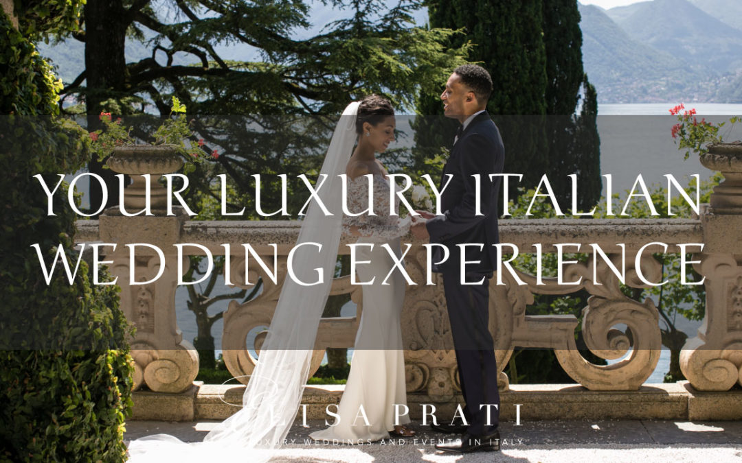 Wedding planner: luxury Italian weddings and events in Italy