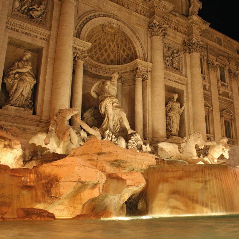 Luxury wedding venues in Rome