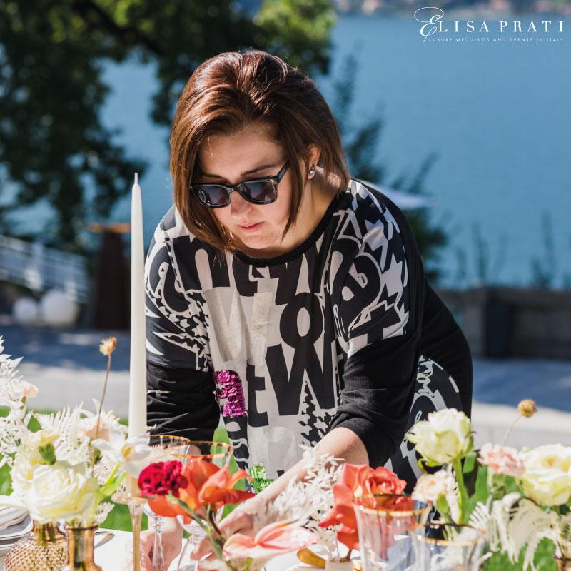 Luxury lake Como Wedding