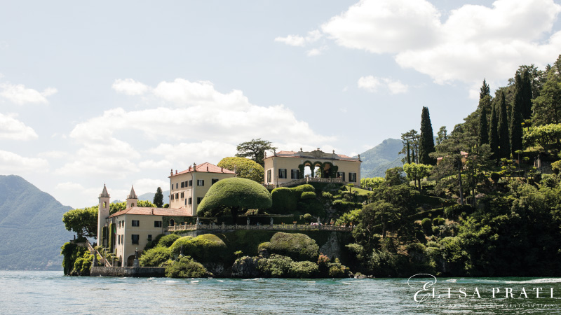 LUXURY LAKE COMO WEDDING: WEDDING AT VILLA BALBIANELLO