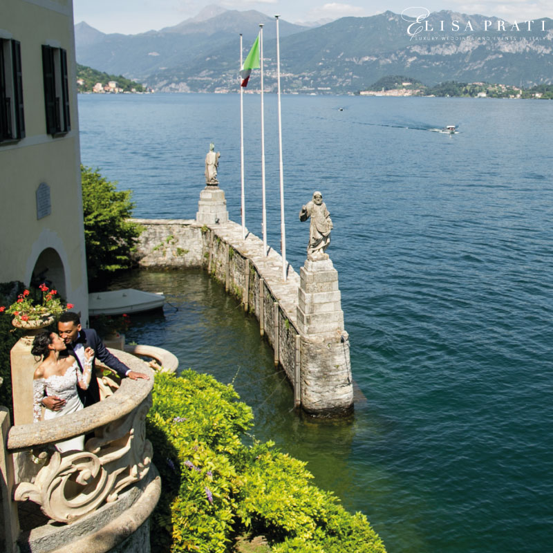 Villa Balbianello wedding planner