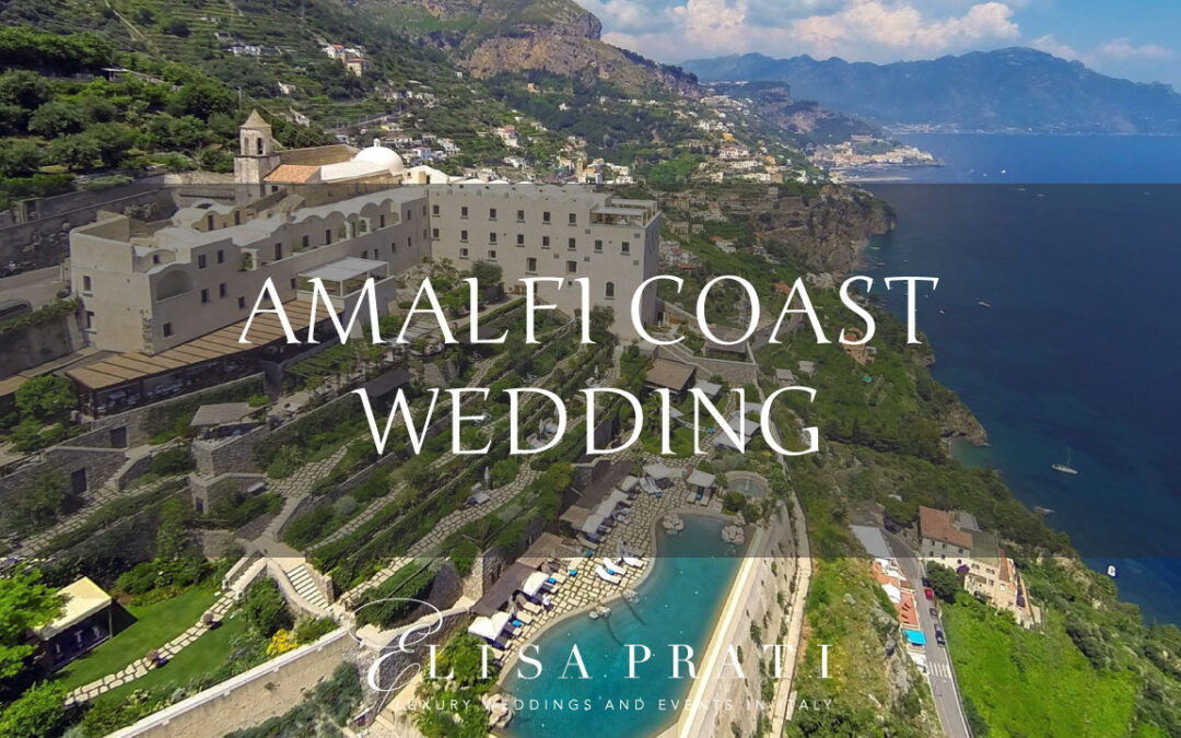 Luxury Wedding on the Amalfi coast