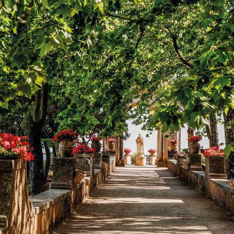 Villa Cimbrone luxury wedding