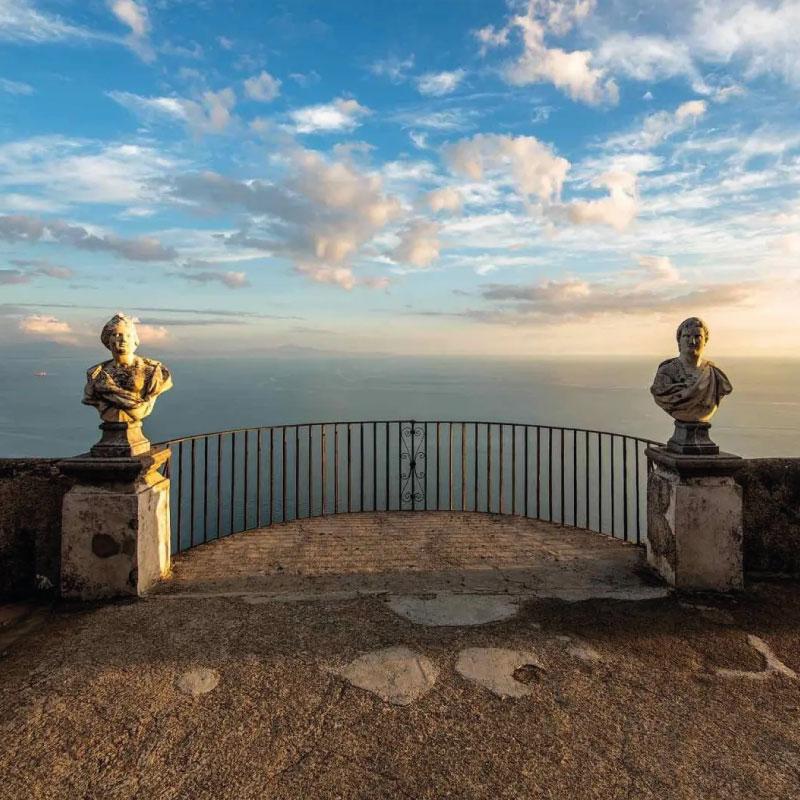 Villa Cimbrone wedding planner Amalfi Coast