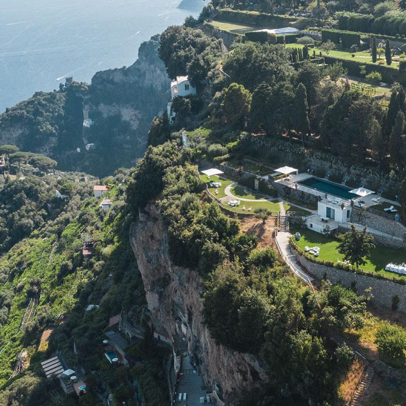 luxury wedding venues Amalfi coast