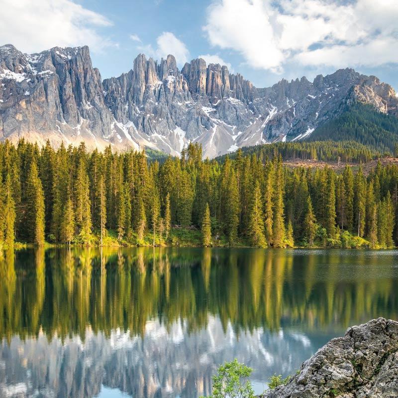 wedding on the Italian Alps