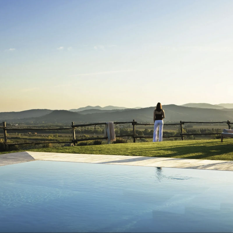 luxury wedding planner in Tuscany