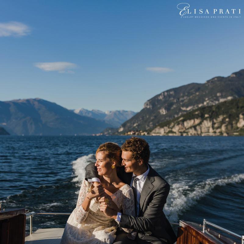 Intimate weddings lake Como